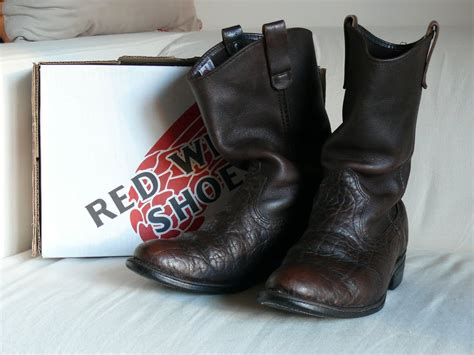 RED WING SHOES | VINTAGE AMERICANA TOGGERY