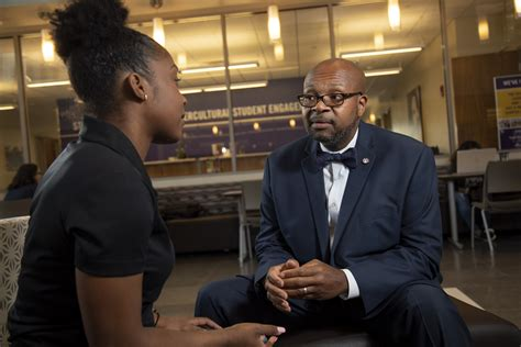 5 Questions for Clarence McNeill, Dean of Students